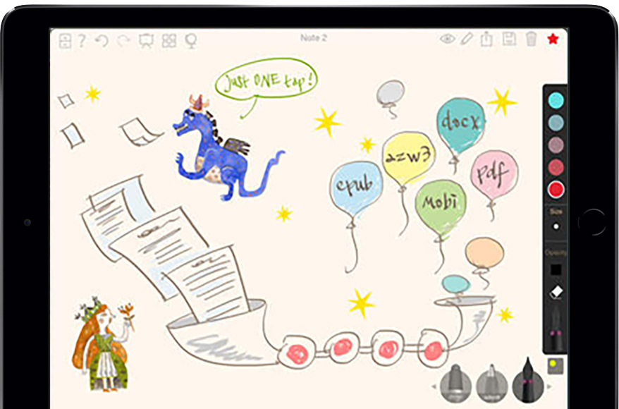 The Best Drawing And Writing Apps