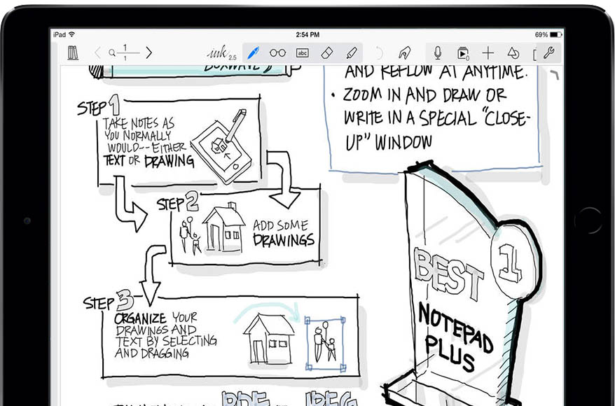 The Best iPad Stylus | Pixel by Adonit